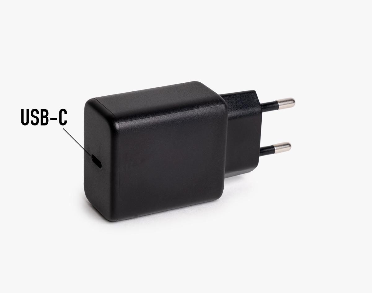 USB-C Charger Hoesie.nl - 20w