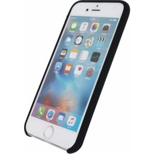 Solid Silicone Case Zwart Apple iPhone 6 / 6s
