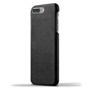 Mujjo Leather Case iPhone 7 Plus Black