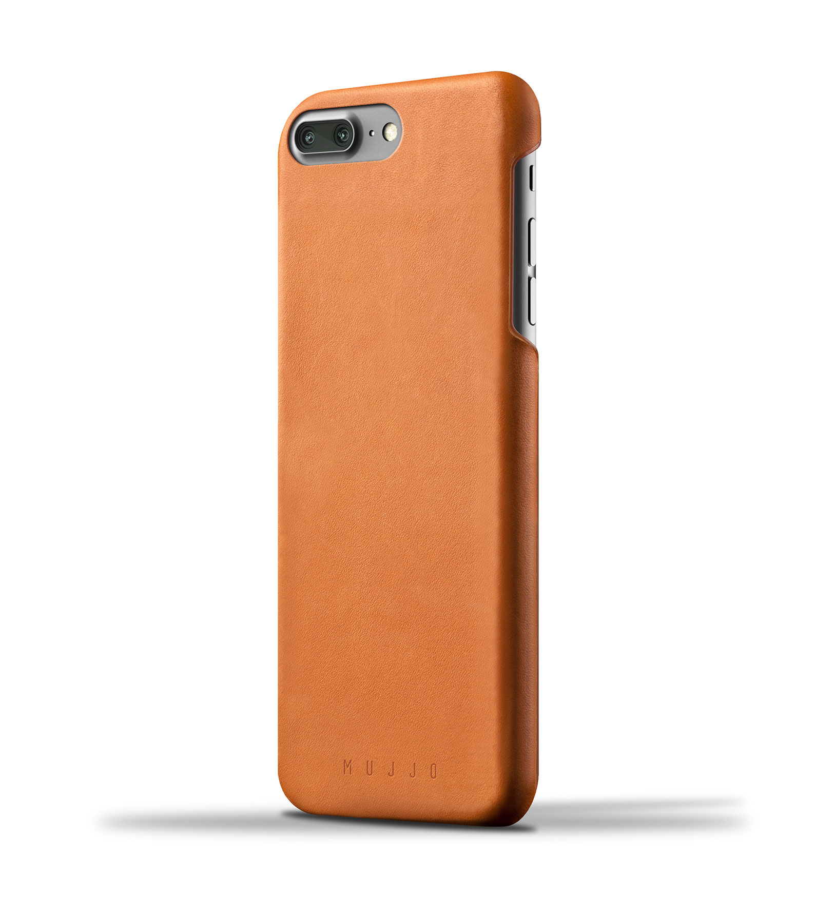 Mujjo Leather Case iPhone 7 Plus Tan
