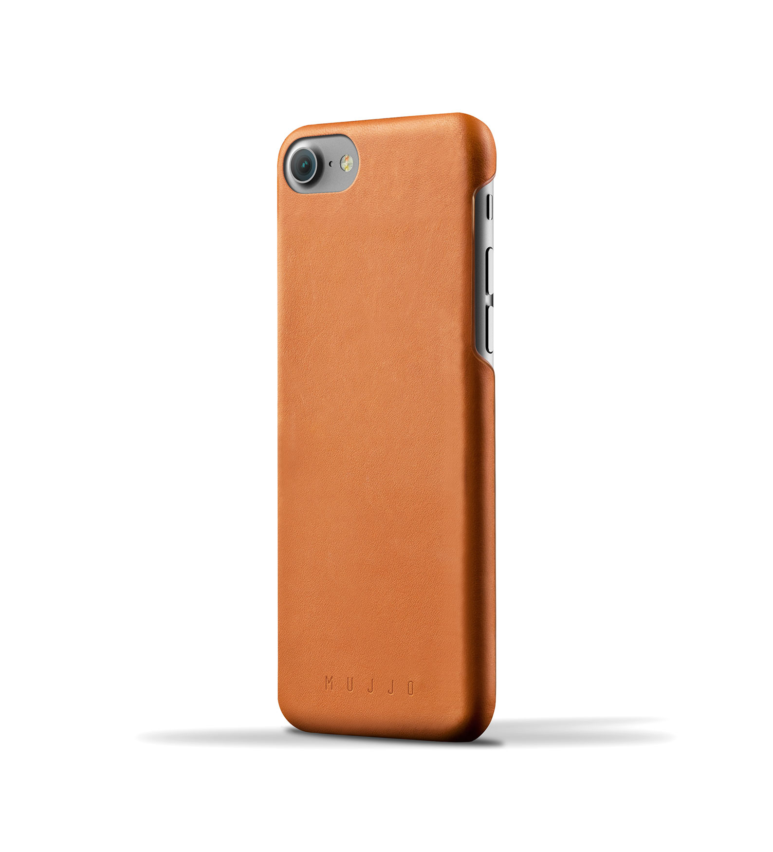 Mujjo Leather Case iPhone 7 Tan