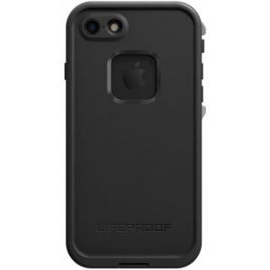 LifeProof Fre Hoesje Apple iPhone 7/8 Asphalt Zwart