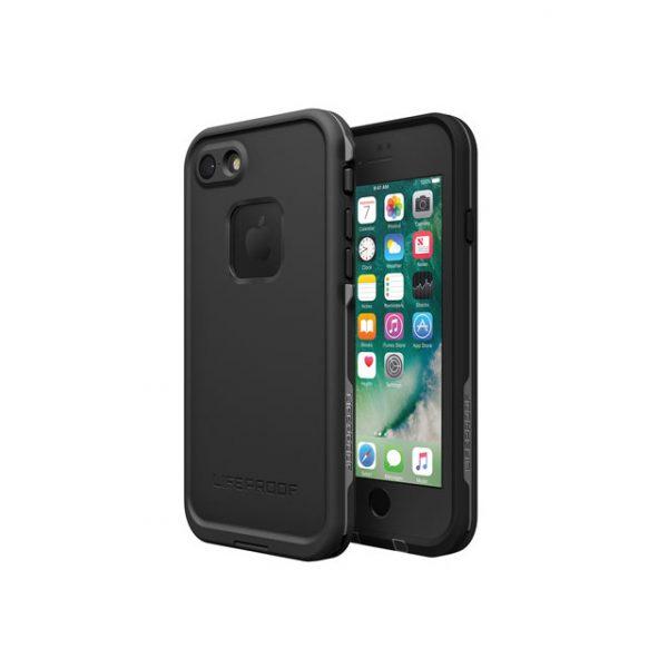LifeProof Fre Hoesje Apple iPhone 7/8 Asphalt Zwart