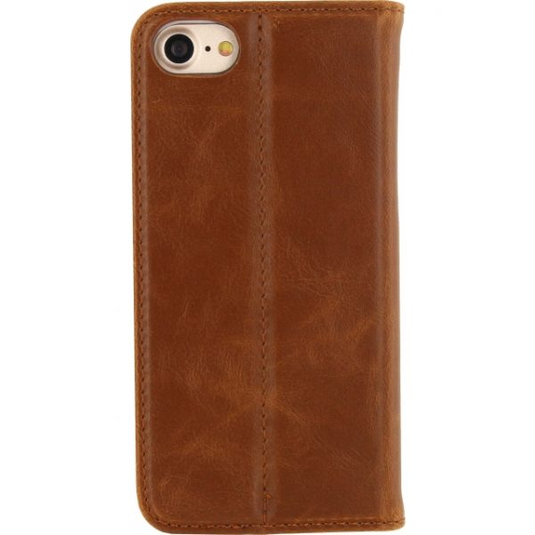Mobilize Magnet BookCase Hoesje Apple iPhone 7/8 Brown