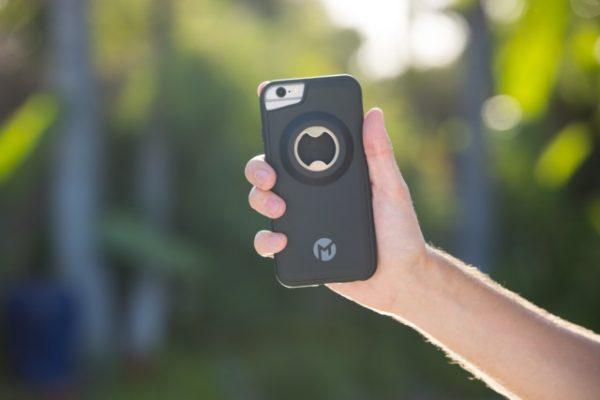 Kleefhoesje Megaverse Anti-Gravity Case Megapack 4 in 1 iPhone 6 / 6s / 7 / 8
