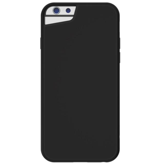 Kleefhoesje Megaverse Sticky Case iPhone 6 / 6s / 7 / 8 + back plates in 4 kleuren