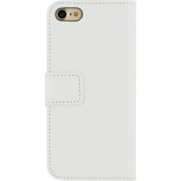 Mobilize Classic Gelly Wallet Book Case Apple iPhone 7/8 Wit