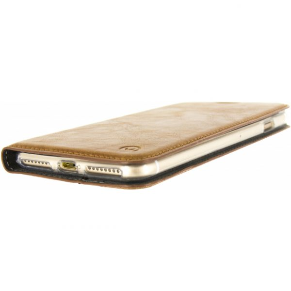 Mobilize Premium Gelly Book Case Apple iPhone 7 Plus & iPhone 8 Plus Bruin
