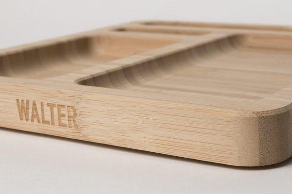 Walter Bamboo Dock - Walter Wallet - hoesie.nl