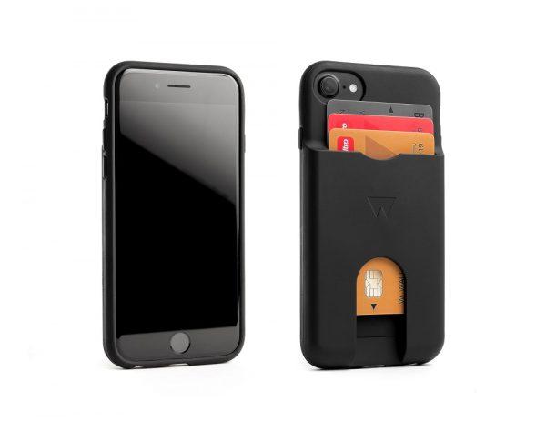 Walter Phone Wallet Telefoonhoesje- iPhone 6/7/8 Case - Walter Wallet
