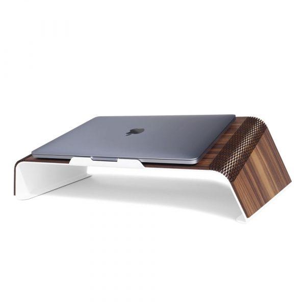 rauw-laptop-stand-walnut-hout-wood-design-hoesie.nl