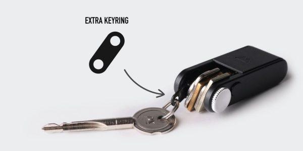key-boss-walter-sleutelhouder-duurzaam-plastic-hoesie