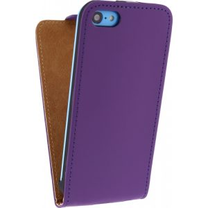 Mobilize Ultra Slim Flip Case Apple iPhone 5C Purple