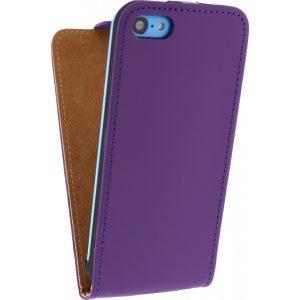 Mobilize Ultra Slim Flip Case Apple iPhone 5C Purple