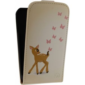Mobilize Ultra Slim Flip Case Huawei Ascend Y330 Deer