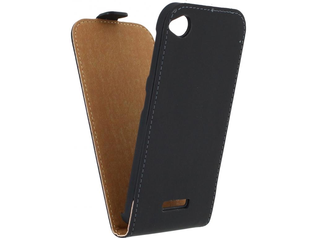 Mobilize Ultra Slim Flip Case HTC Desire 320 Black