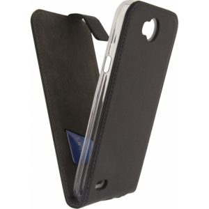 Mobilize Classic Gelly Flip Case LG X Power 2 Black