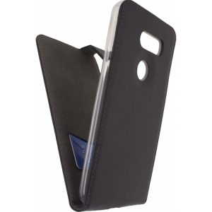Mobilize Classic Gelly Flip Case LG V30 Black