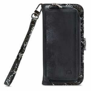 Mobilize 2in1 Gelly Zipper Case Samsung Galaxy A42 4G/A42 5G Black/Snake