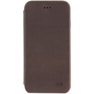 Senza Raw Skinny Leather Booklet Apple iPhone 7 Plus/8 Plus Chestnut Brown