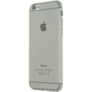 Rock Ultrathin TPU Slim Jacket Apple iPhone 6/6S Transparent Black