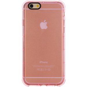 Rock Fence TPU Case Apple iPhone 6/6S Transparent Pink