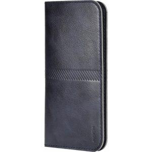 Rock Universal Wallet Case Medium Dark Blue