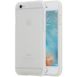 Rock Guard Case Apple iPhone 6/6S Transparent/White
