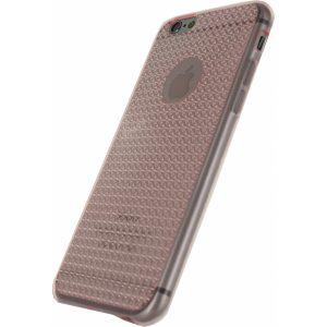 Rock Fla TPU Case Apple iPhone 6/6S Transparent Pink
