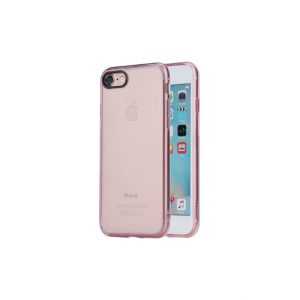 Rock Pure Case Apple iPhone 7/8/SE (2020) Transparent Pink