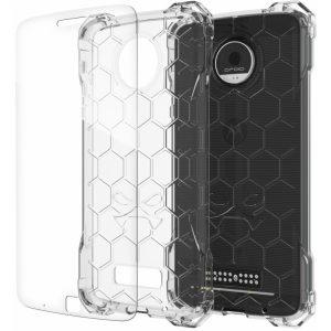 Ghostek Covert Protective Case Motorola Moto Z Clear