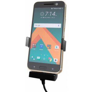 64303 Kram Fix2Car Active Holder incl. 2.1 A USB-C Car Charger Universal 63-73mm