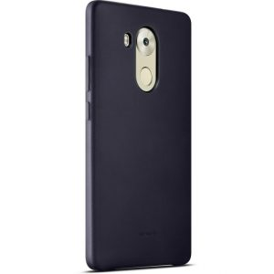 Huawei Leather Backcover Mate 8 Blue