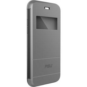 C24050 Peli Vault Folio Wallet Case Apple iPhone 7 Plus Black/Light Grey