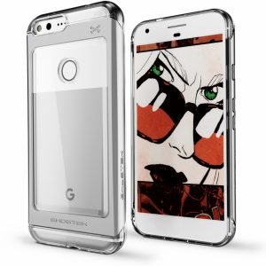 Ghostek Cloak 2 Protective Case Google Pixel XL Silver