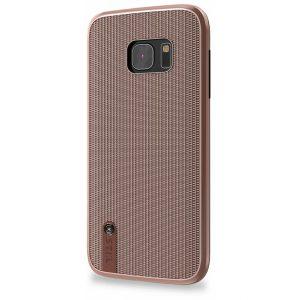 STI:L Chain Veil Protective Case Samsung Galaxy S7 Gold