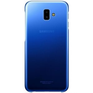 EF-AJ610CLEGWW Samsung Gradation Cover Galaxy J6+ Blue