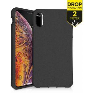 ITSKINS Level 2 FeroniaBio for Apple iPhone Xs Max Black