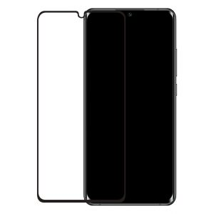 Mobilize Edge-To-Edge Glass Screen Protector Xiaomi Mi Note 10/10 Pro Black Edge Glue