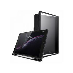 ITSKINS Level 2 HybridSolid Folio for Apple iPad 10.2 (2019)/10.2 (2020) Black