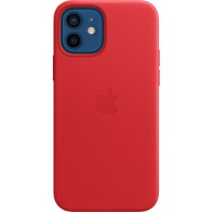 MHKD3ZM/A Apple Leather Case with MagSafe iPhone 12/12 Pro (PRODUCT) Red