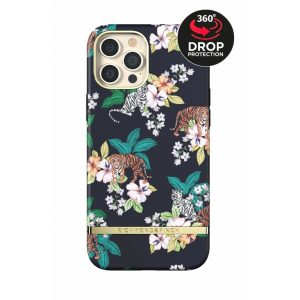 Richmond & Finch Freedom Series One-Piece Apple iPhone 12 Pro Max Silver Jungle