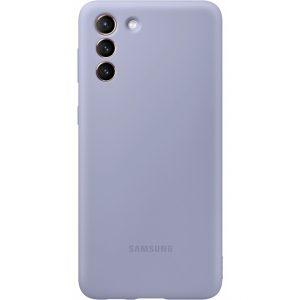 EF-PG996TVEGWW Samsung Silicone Cover Galaxy S21+ Violet
