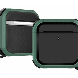Xccess Armor Case Airpod Pro Midnight Green