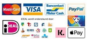 Betalingsmogelijkheden Hoesie.nl