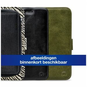 Mobilize Classic Gelly Wallet Book Case Honor 50 Black