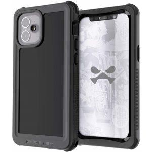 Ghostek Nautical 3 Waterproof Case Apple iPhone 12 Black