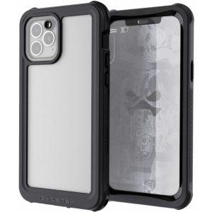 Ghostek Nautical 3 Waterproof Case Apple iPhone 12 Pro Clear