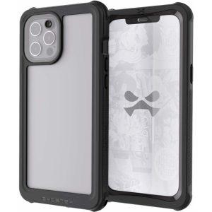 Ghostek Nautical 3 Waterproof Case Apple iPhone 12 Pro Max Clear
