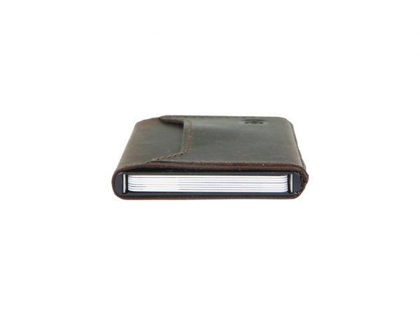 Valenta Card Case Plus Vintage Brown